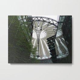 Potsdamer Platz, Berlin Metal Print