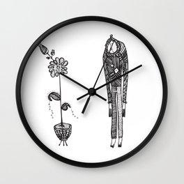 Confessions of a vegetarian Wall Clock