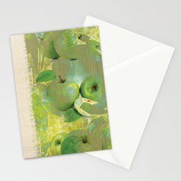 Fine Art of The Sense of Green Life! Stationery Cards