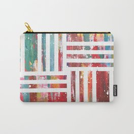 Color Pallet painting by Moe Notsu Carry-All Pouch