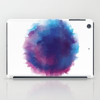 watercolour iPad Cases featuring watercolour by HelloDarlingDesign
