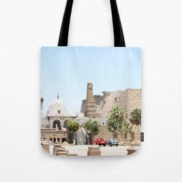Temple of Luxor, no. 14 Tote Bag