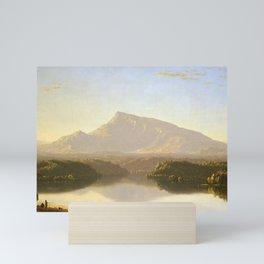 Sanford Robinson Gifford - Wilderness Mini Art Print