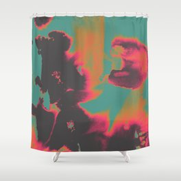 Exposed Shower Curtain