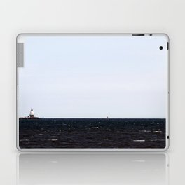 Distant Lighthouse Laptop & iPad Skin