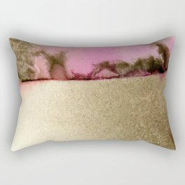 A Serene Life 1A - by Kathy Morton Stanion Rectangular Pillow