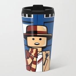 Funny doctor who legos Travel Mug