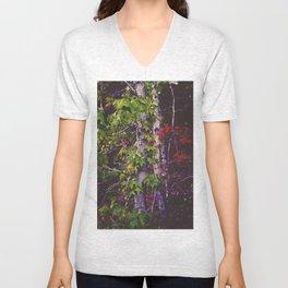 October Forest Unisex V-Neck