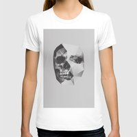 death T-shirts featuring Life & Death. by David