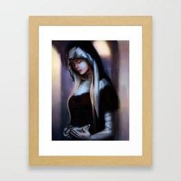 Sister Latea Framed Art Print