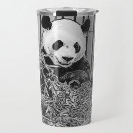 Panda Bear Cutie Travel Mug