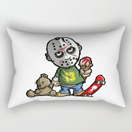 LITTLE JASON Rectangular Pillow