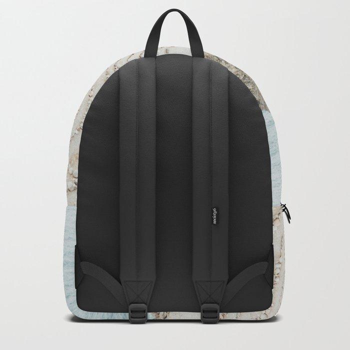 Human Mandala Backpack