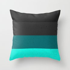 COLOR PATTERN II - TEXTURE Throw Pillow
