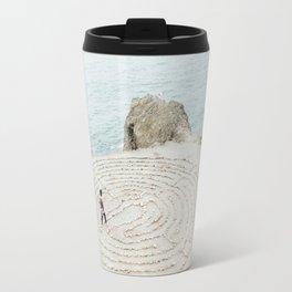 Human Mandala Travel Mug