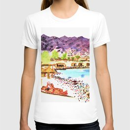 Nuweiba beach life Sinai T-shirt