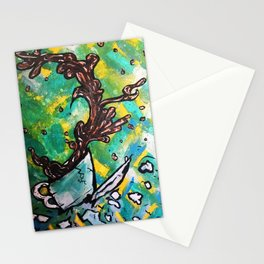 Coffee Catatrophe 101 Stationery Cards