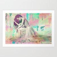 Beautiful Like a Rainbow Art Print