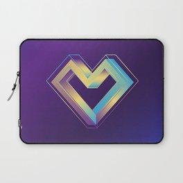 le coeur impossible (nº 3) Laptop Sleeve