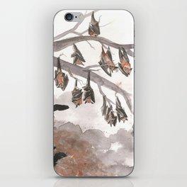 Thirteen Bats iPhone Skin