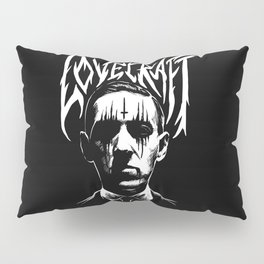 lovecraft metal band creator of cthulhu Pillow Sham