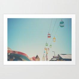 skyglider II Art Print
