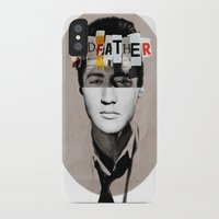 the godfather iPhone & iPod Cases featuring Godfather Mix 2 white by Marko Köppe