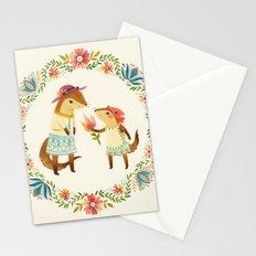 Otterly Grateful Stationery Cards