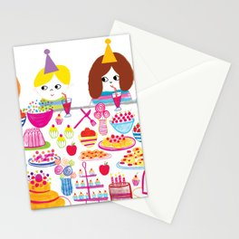 Let's Party! Stationery Cards