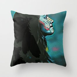 Branwen's Loss Throw Pillow