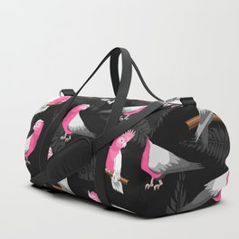 Galah bird pattern Duffle Bag