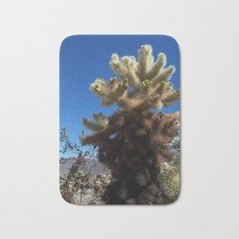 'Teddy Bear' Cactus Bath Mat