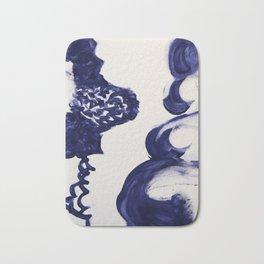 Women Waves Bath Mat