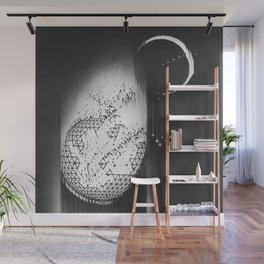 Truth Seekers Only Wall Mural