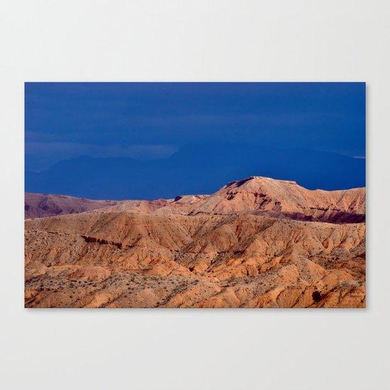 Desert Storm's Abrew'n II Canvas Print