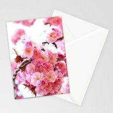 A Dream of the Cherry blossoms Stationery Cards