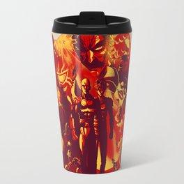 One Punch Man Travel Mug