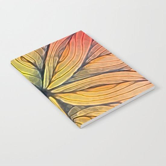Doodled Aura-Leah Digitized Macro Notebook