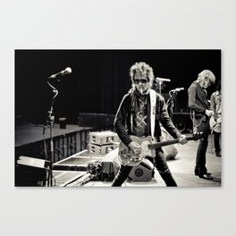 New York Dolls (Soundcheck) Canvas Print