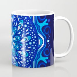 Water Element Mandala Coffee Mug