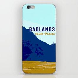 South Dakota Travel iPhone Skin