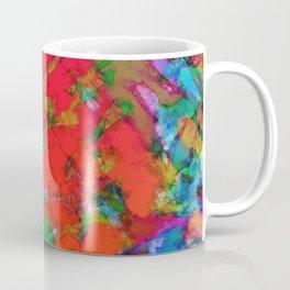 Little red symmetry Coffee Mug
