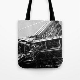 Manhattan Bridge 1 Tote Bag