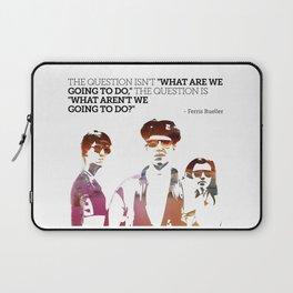 Ferris Bueller is my Hero Laptop Sleeve