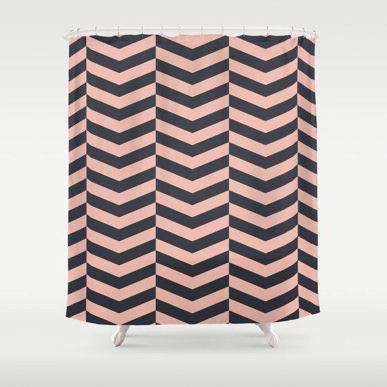 Pattern LP Shower Curtain