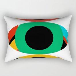3 eyes Rectangular Pillow