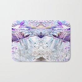 Diamond Light Consciousness Bath Mat