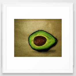 A California Treat Framed Art Print