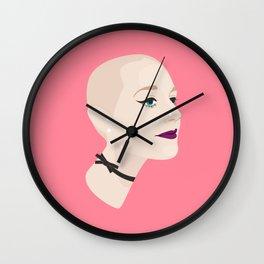 Baldie Wall Clock