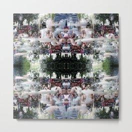 Muse node, abundant evanescence. Metal Print